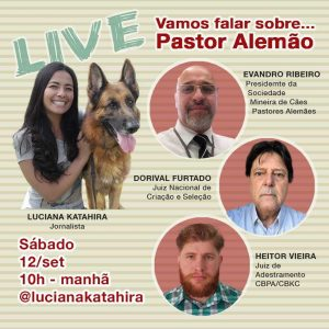 Live 12/09/20 - Luciana Katahira